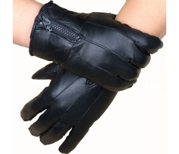 Custom Leather Gloves