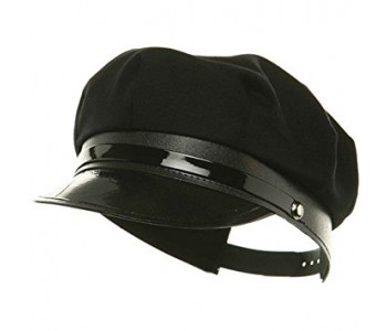 Commander's Order Leather Military Hat