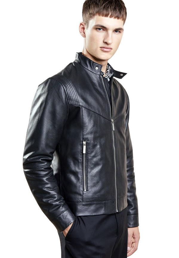 quality leather jacket