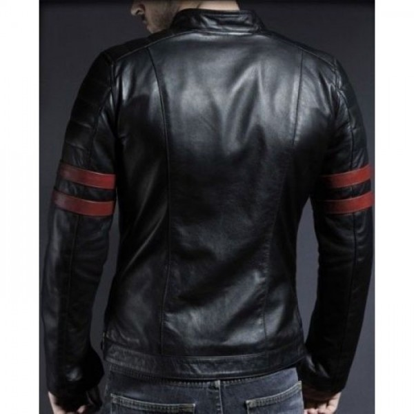 leather jacket usa