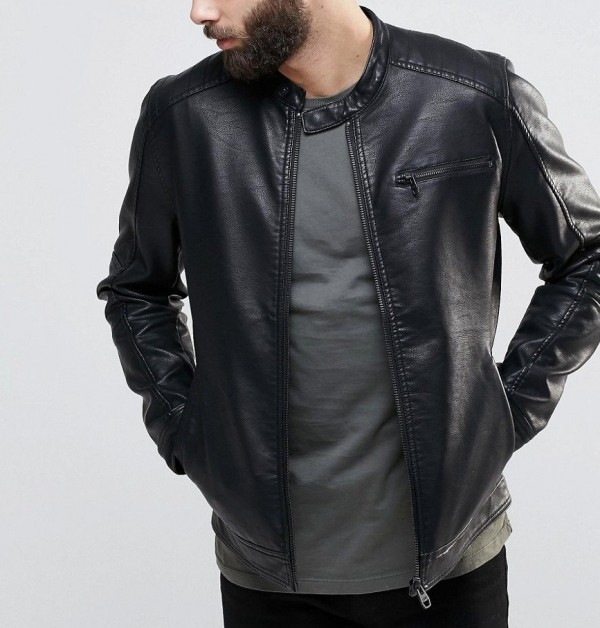 Broadway Hunk Leather Jacket
