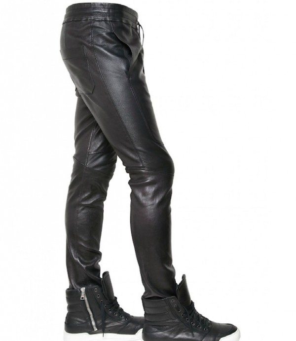Real Leather Pants For Real Men