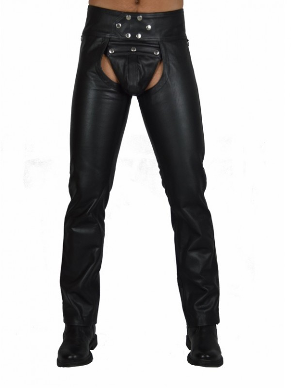 leather chaps on sale