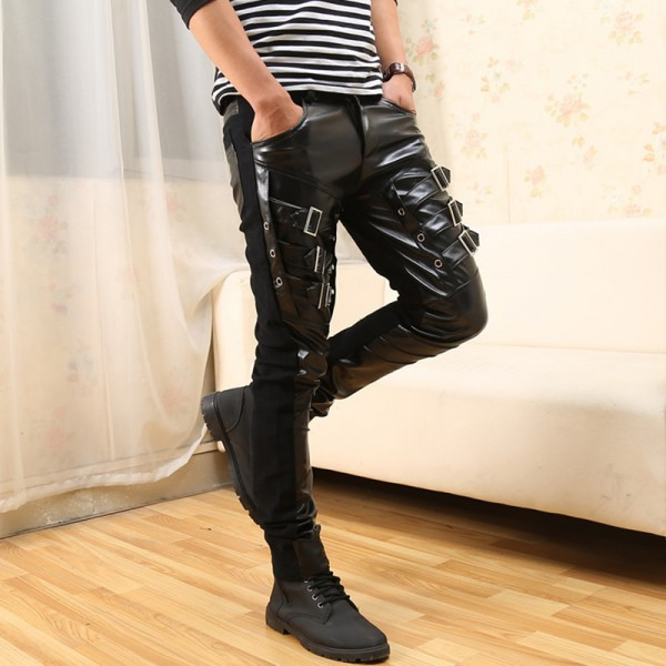 Riders Leather Pants