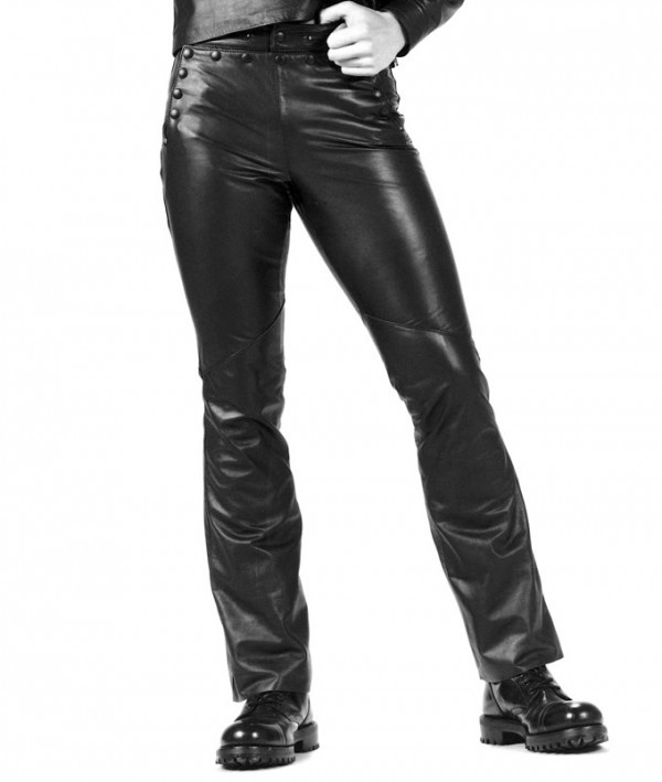 18a63b601321 Leather Trousers For Men
