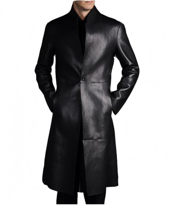 best sell good service modern and elegant in fashion Next Glory Leather Coat