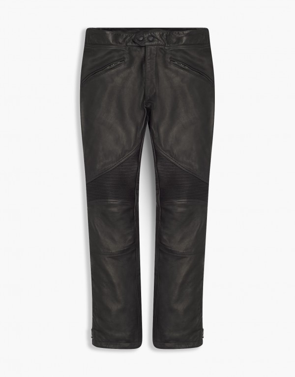 mens black stylish pants
