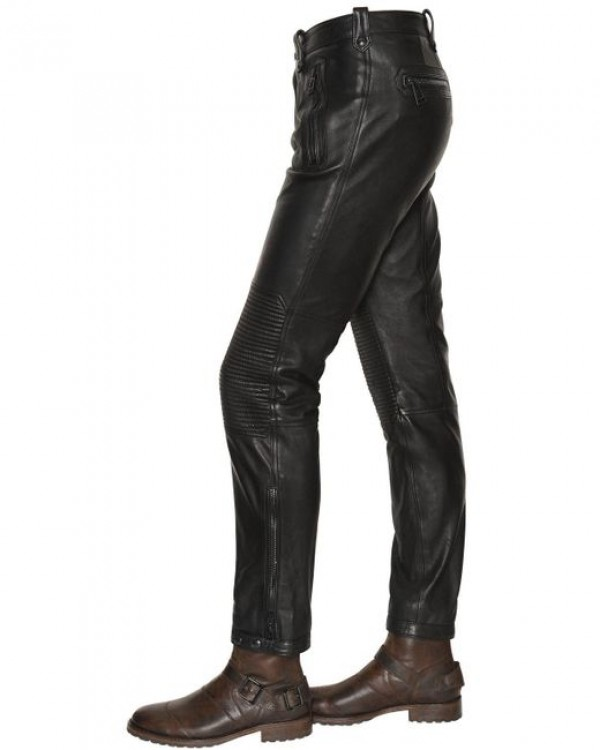 Leather Pants For Mens