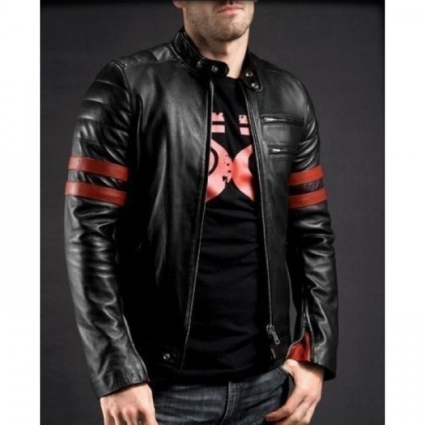 american leather jacket