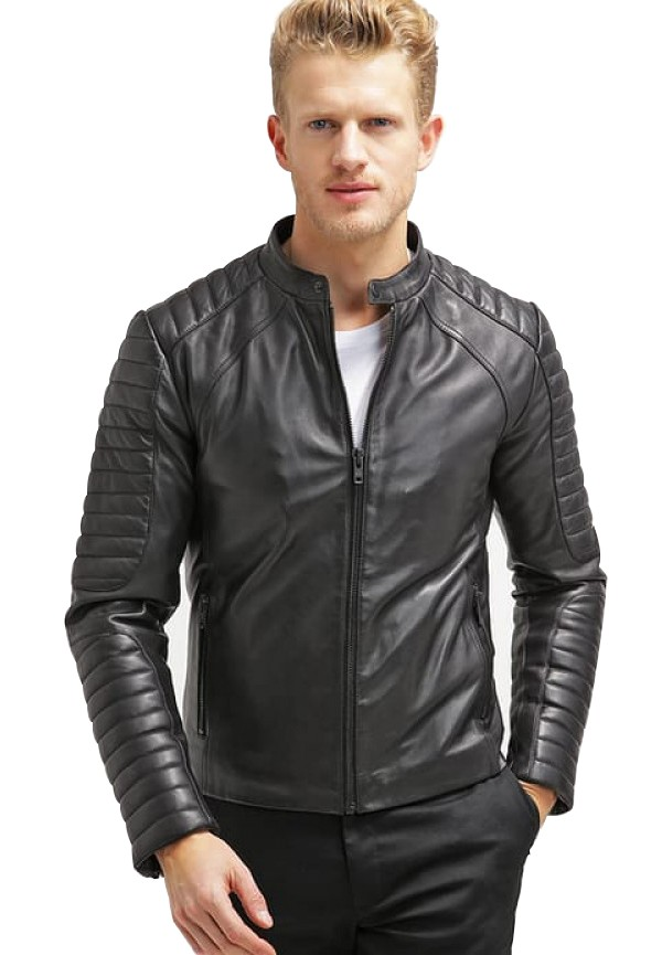 Mustang leather Jacket Men