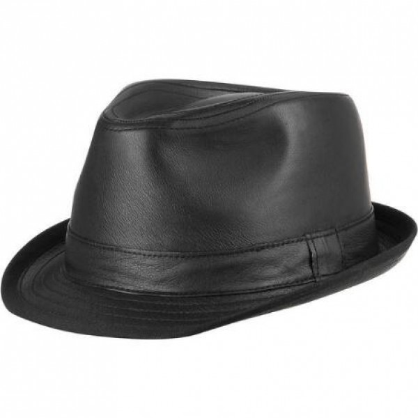Silent Magic Chillin Leather Hat